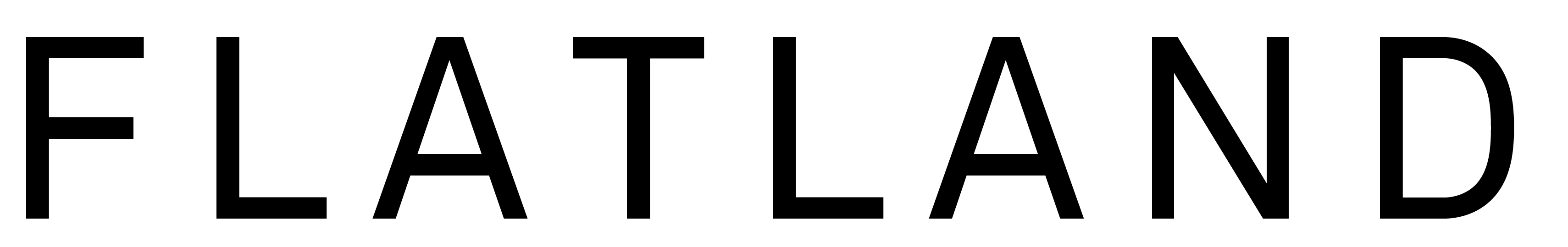 Flatland Gallery Logo
