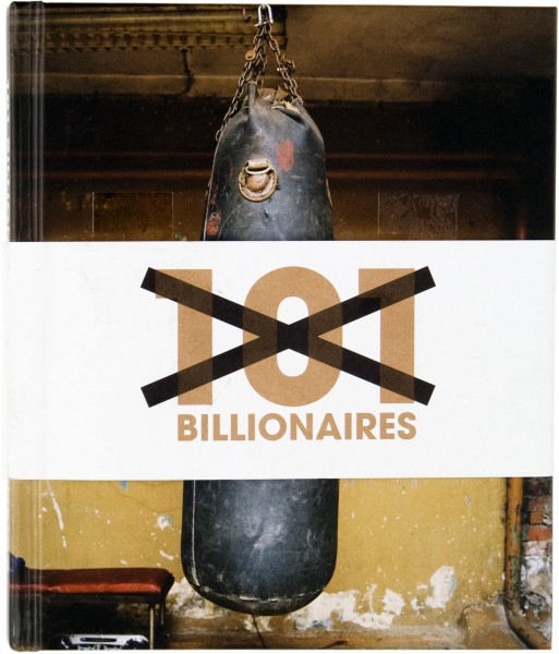 Exhibition view 101 Billionaires – Crisis Edition - Flatland Gallery Amsterdam