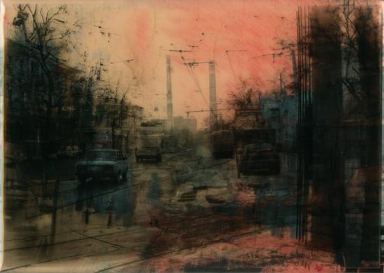 Exhibition view Stanislaw Lewkowicz - Flatland Gallery Amsterdam