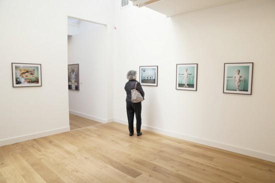 Exhibition view Women and Work - Flatland Gallery Amsterdam