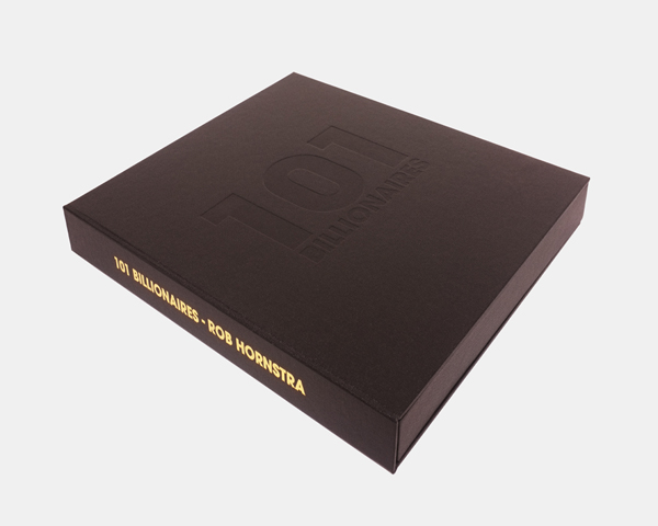 101 Billionaires special edition box preview