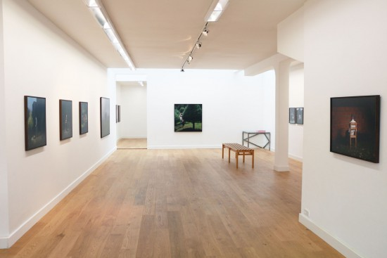 Exhibition view Enlightenment - Flatland Gallery Amsterdam