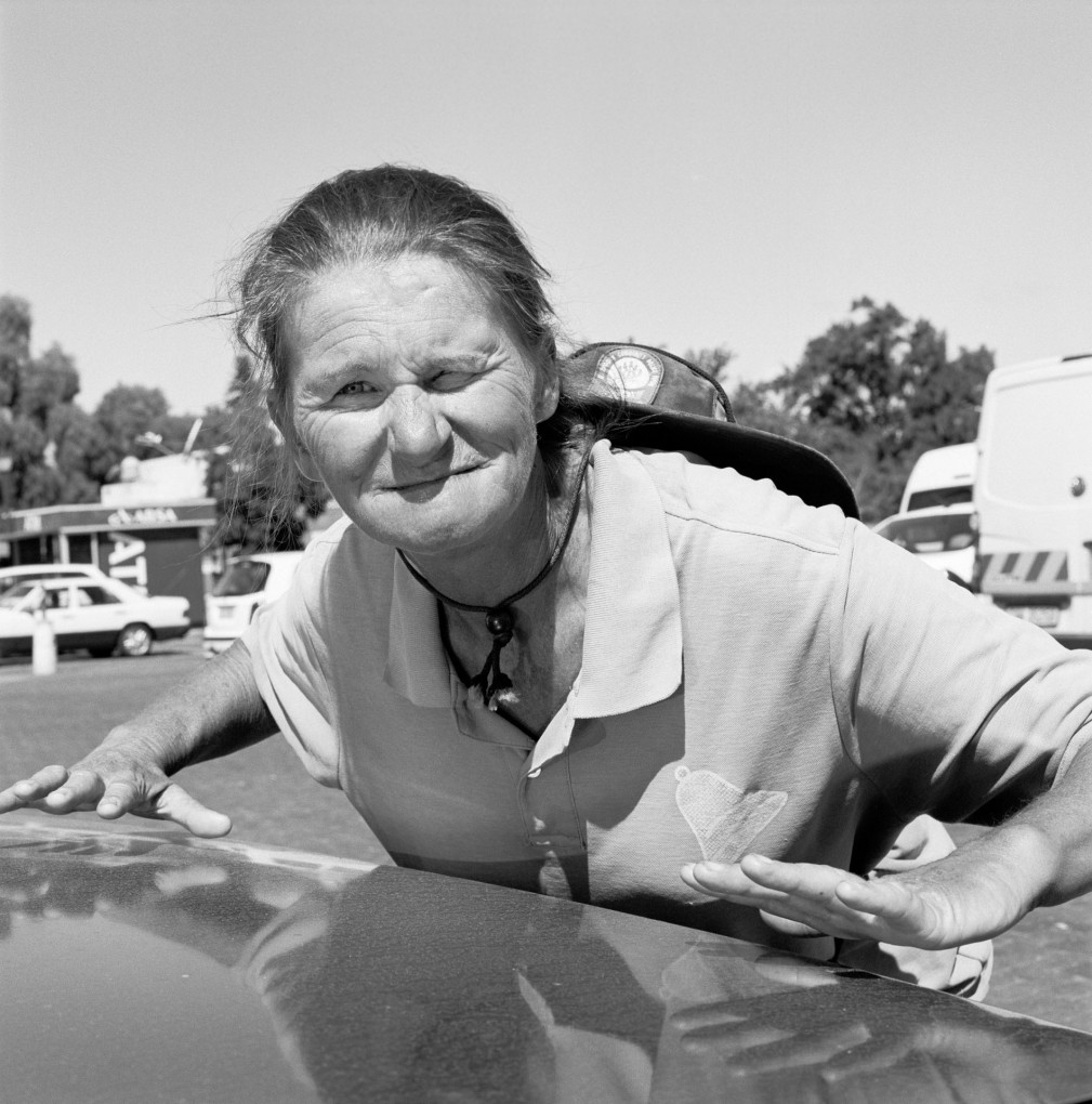 Katharine Cooper, South African photographer, artist and writer