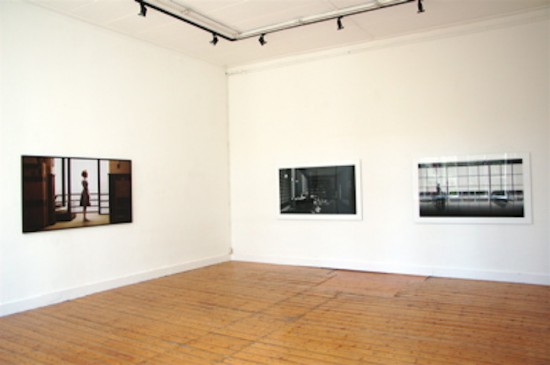 Exhibition view Cornelie Tollens - Flatland Gallery Amsterdam