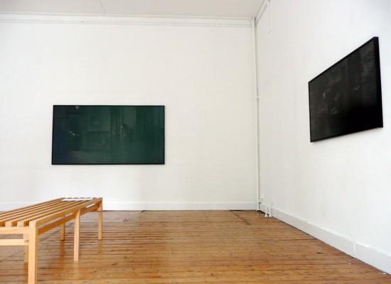 Exhibition view Dusk - Flatland Gallery Amsterdam