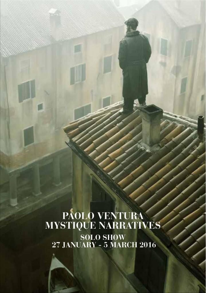 Exhibiton View Mystique Narratives