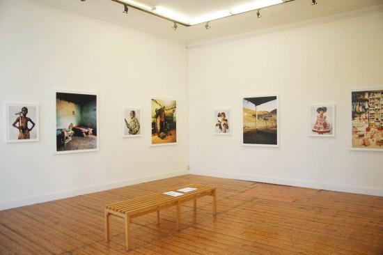Exhibition view Where Children Sleep - Flatland Gallery Amsterdam