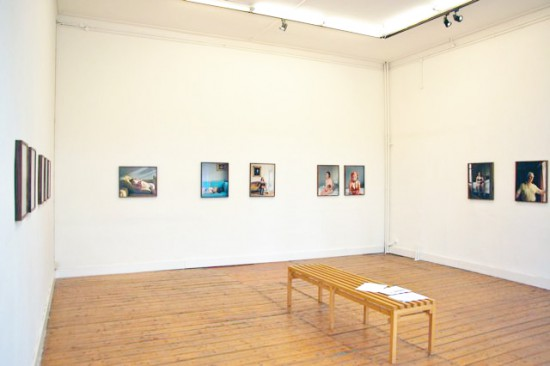 Exhibition view Solo show - Flatland Gallery Amsterdam