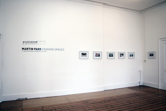 Exhibition view Parking Spaces - Flatland Gallery Amsterdam