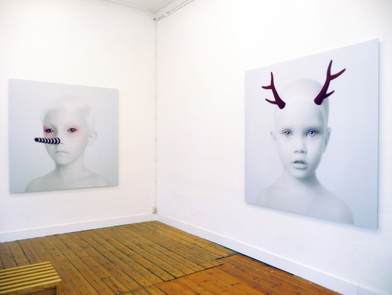 Exhibition view Toy Story and Other Works - Flatland Gallery Amsterdam