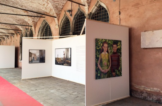Fair impression for Photissima, Venice - Flatland Gallery Amsterdam