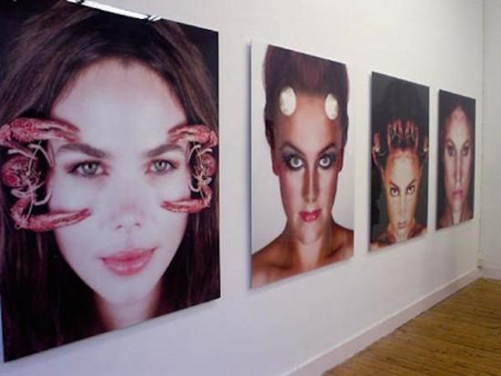 Exhibition view De Sterrenfabriek - Flatland Gallery Amsterdam