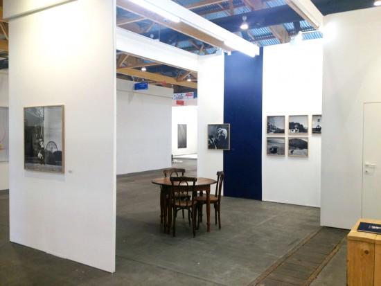 Fair impression for Art Brussels - Flatland Gallery Amsterdam