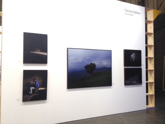 Fair impression for Unseen Photo Fair Amsterdam - Flatland Gallery Amsterdam