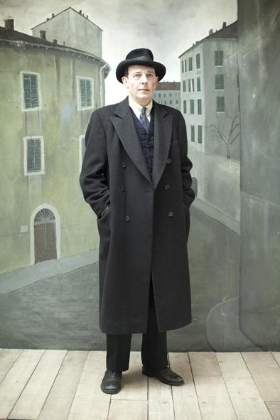 Portrait of Paolo Ventura