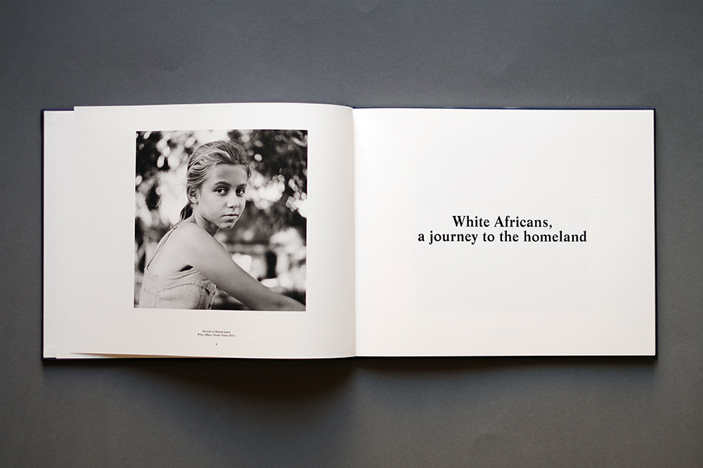 White Africans, a journey to the homeland preview