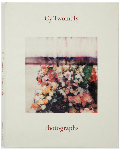 Exhibition view Cy Twombly: Photographs Catalogue - Flatland Gallery Amsterdam