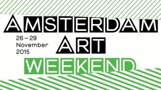 Fair impression for Amsterdam Art Weekend - Flatland Gallery Amsterdam