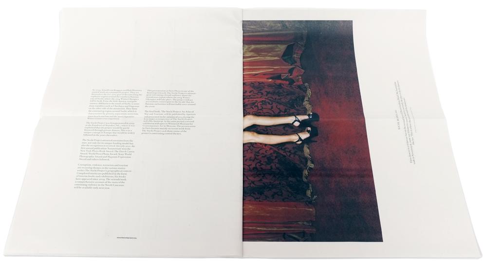 Paris Photo Newsprint Exhibition preview