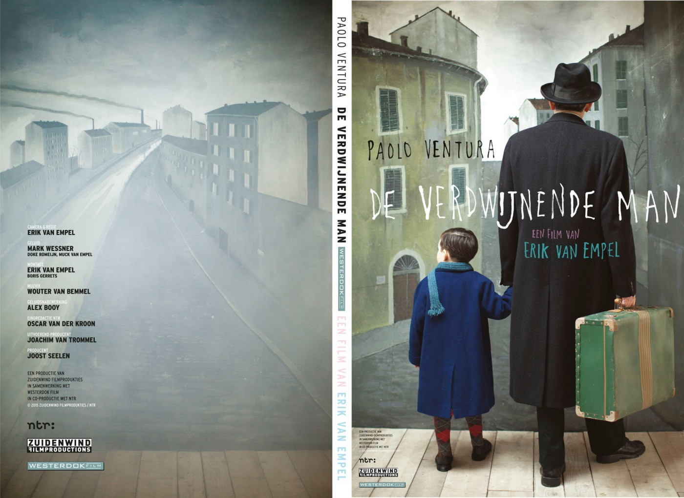 DVD De Verdwijnende Man (Vanishing Man) preview