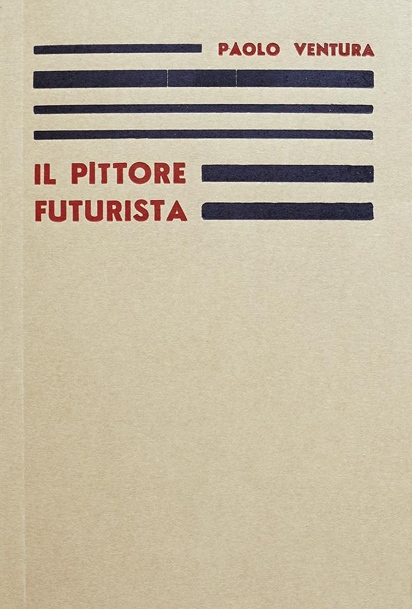Il pittore futurista preview