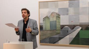 Ramsey Nasr at Paolo Ventura