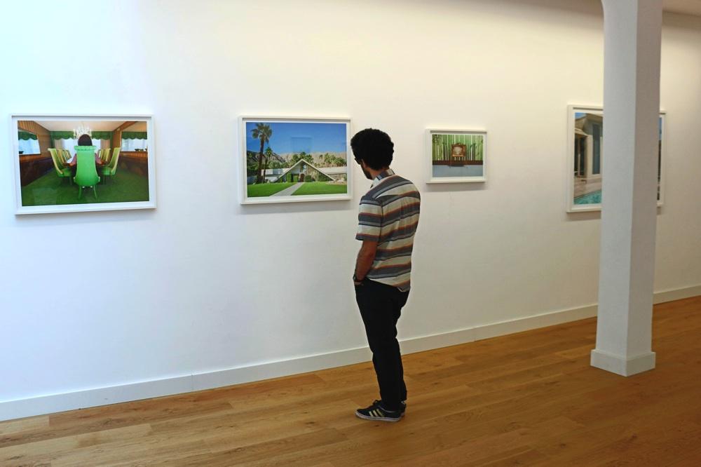 Exhibiton View GARDENING