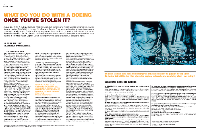 Infight Magazine preview
