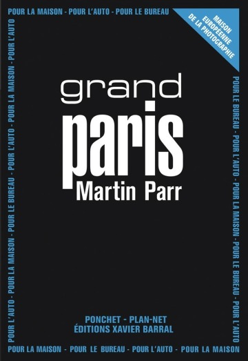 Exhibition view Grand Paris – Martin Parr - Flatland Gallery Amsterdam