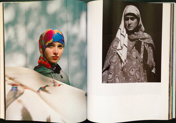 Cover – Vivianne Sassen & Martine Stig preview