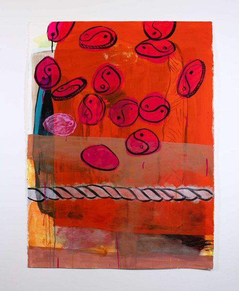 Exhibition view Artist Talk: Alice Browne - Flatland Gallery Amsterdam
