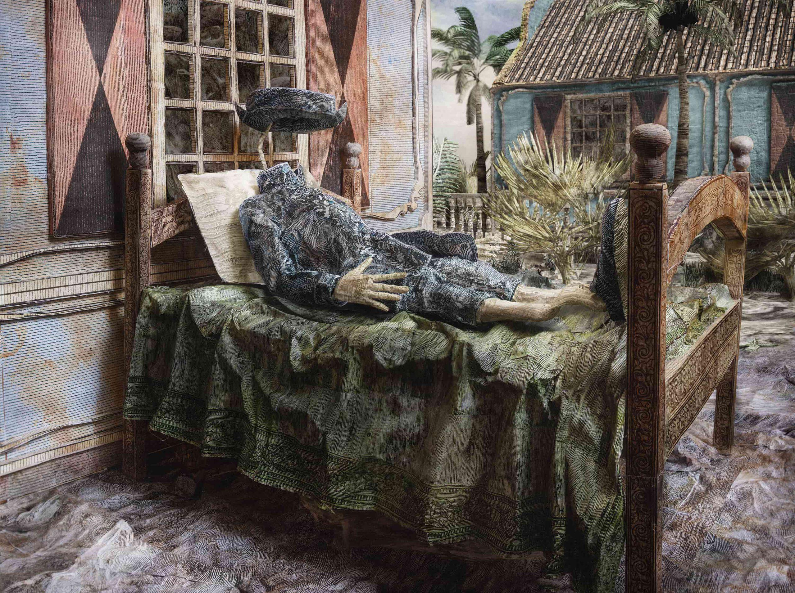 *** Capsule Presentation: Jasper de Beijer, The Admiral's Headache [on the history of slavery]