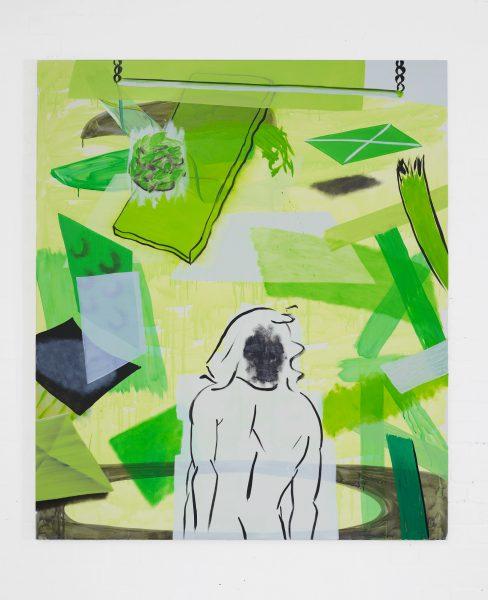 Exhibition view solo exhibition Alice Browne - Flatland Gallery Amsterdam