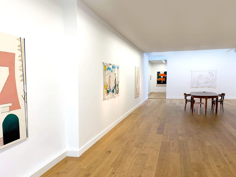 Exhibiton View Alternate Spaces