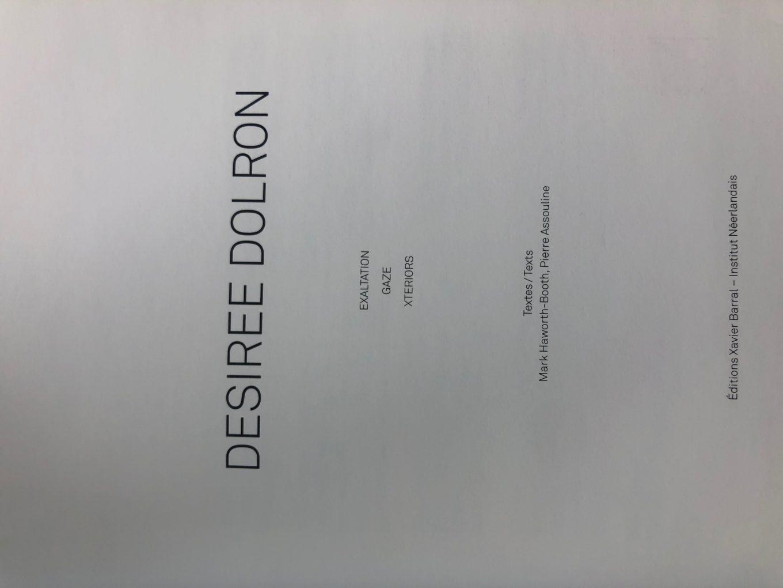 DESIRÉE DOLRON preview