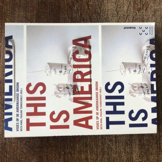 Exhibition view This is America – visies op de Amerikaanse droom - Flatland Gallery Amsterdam