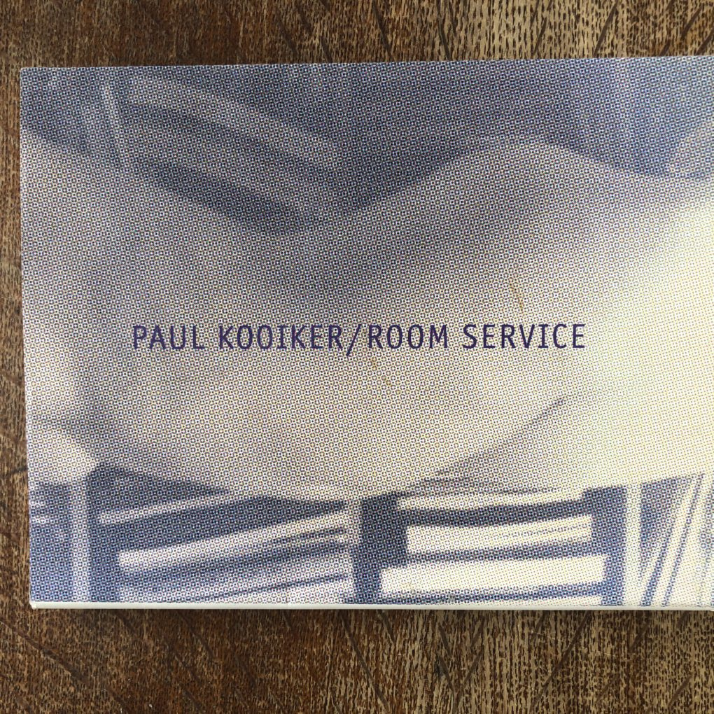 Room Service – Paul Kooiker preview