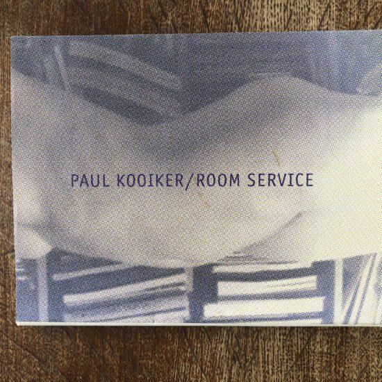 Exhibition view Room Service – Paul Kooiker - Flatland Gallery Amsterdam