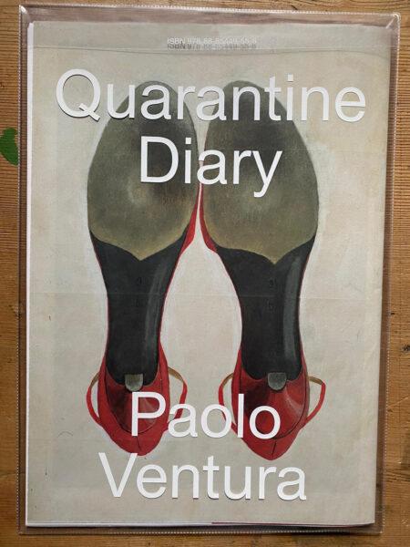 Exhibition view Quarantine Diary - Flatland Gallery Amsterdam
