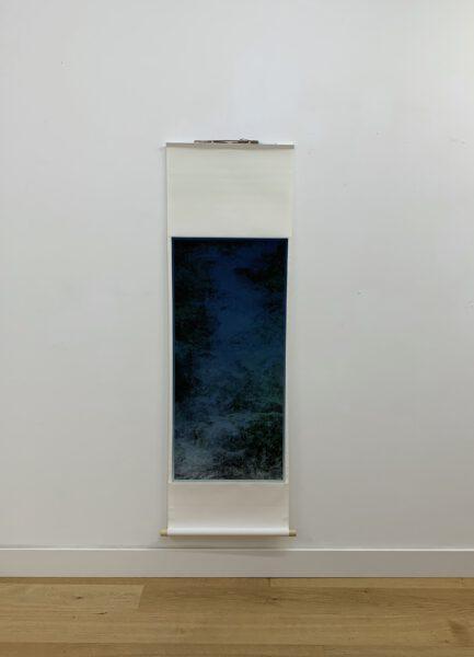Exhibition view Untitled, Kakejiku, 2018 - Flatland Gallery Amsterdam
