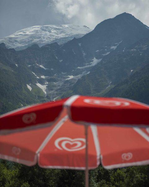Exhibition view Mont Blanc – Niké Dolman (2019) - Flatland Gallery Amsterdam