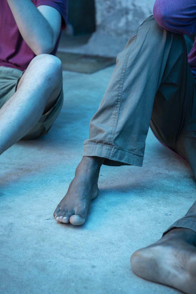 Sri in Blue Light – Niké Dolman (2019) preview