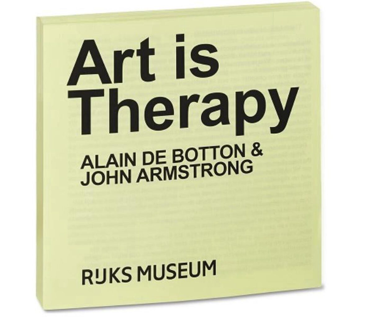 Alain de Botton & John Armstrong – Art is Therapy preview