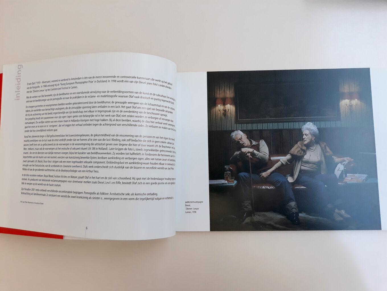 Erwin Olaf – Erwin Olaf Catalogus internationaal foto-festival Knokke-Heist preview